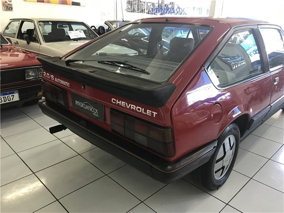 Chevrolet Monza 2.0 Sr Hatch 8v Gasolina 2p Manual