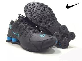 Tênis Masculino Nike Sxhox Nz Importado Couro