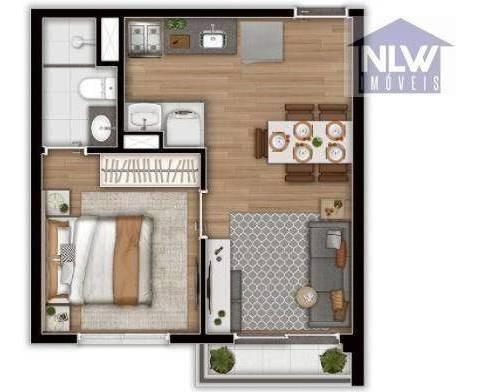 Imagem 1 de 14 de Apartamento À Venda, 31 M² Por R$ 210.000,00 - Vila Sônia - São Paulo/sp - Ap3802