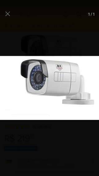 Camera Jfl 2030m 2mp Lente 2.8