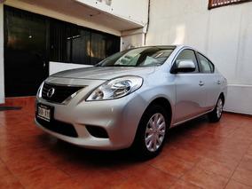 Nissan Versa 1.6 Sense Aut 2012