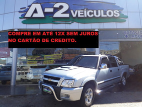 Chevrolet S-10 Pick-up Advantage(c.dup) 4x2 2.4 8v 4p