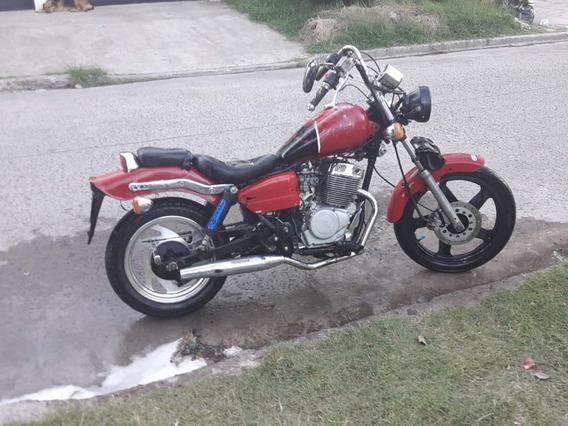 Motomel Rider