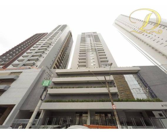 Apartamento 01 Suíte, Boqueirão, Com Entrada + Saldo Facilitado Direto Com Proprietário - Ap2264