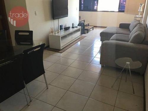 Cobertura, 131 M² - Venda Por R$ 540.000,00 Ou Aluguel Por R$ 1.700,00/mês - Santa Cruz Do José Jacques - Ribeirão Preto/sp - Co0109