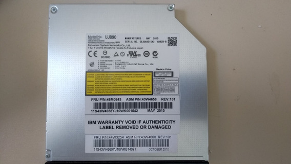 Drive Optico Ibm 46m0843 Multi-burner Uj890 X3550