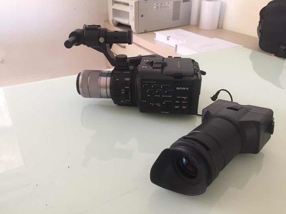 Camera Filmadora Sony Nex Fs100