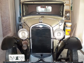 Ford A 1931 4 Puertas