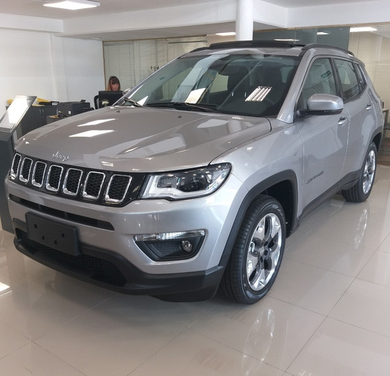 Jeep Compass 2.4 Longitude At6 4x2 My 2020
