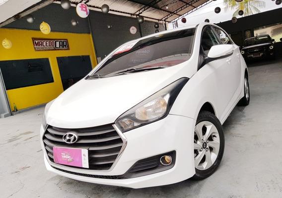 Hyundai Hb20 1.6 Comfort Style 2016 Automático Branco