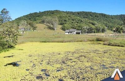 Acrc Imóveis - Sitio Localizado Em Gaspar, Com Amplo Terreno - St00012 - 4312543