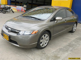 Honda Civic Lx Mt 1800cc