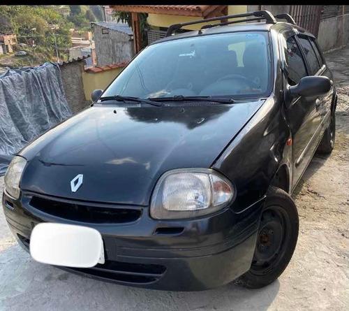 Renault Clio 2002 1.0 Rn 5p