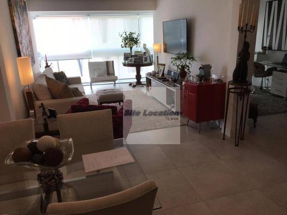 94931 * Apartamento Para Locação Mobiliado Na Berrini - Ap2935