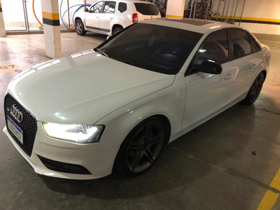 Audi A4 2.0 Tfsi Attraction Multitronic 4p 2013