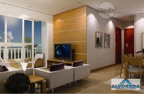 Imagem 1 de 1 de Apartamento Residencial À Venda, Jardim Uirá, São José Dos Campos - Ap4013. - Ap4013