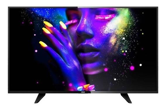 Aoc 43 Le43m3370 Clase 3370 Series Tv Led Full Hd