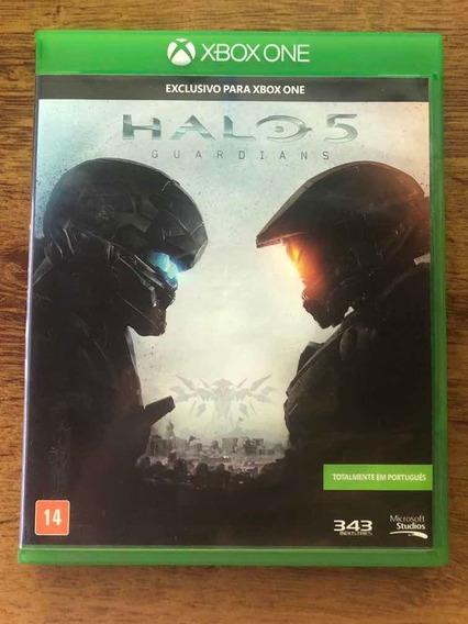 Halo 5 mídia Física Original
