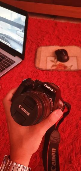 Câmera Fotográfica Profissional Canon T3