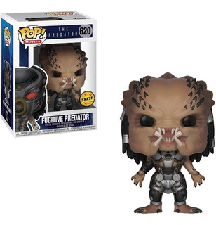 Funko Pop Original Fugitive Predator #620 Chase