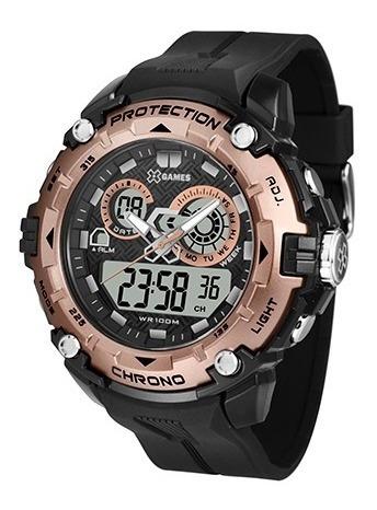 Relógio Xgames Xmppa274 + Garantia De 1 Ano + Nf