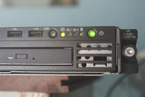 Servidor Hp Proliant Dl320 G5 Intel® Xeon® 3065 4gb Ram