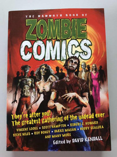 The Mammoth Book Of Zombie Cómics