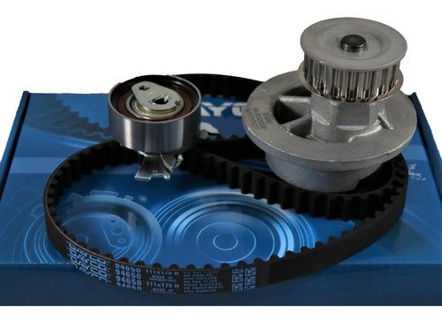 Imagen 1 de 4 de Kit Distribucion + Bomba De Agua Para Corsa 1.4 8v