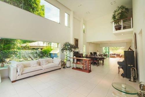 Imagem 1 de 12 de Casa À Venda, 400 M² Por R$ 1.800.000,00 - Maria Paula - Niterói/rj - Ca16417