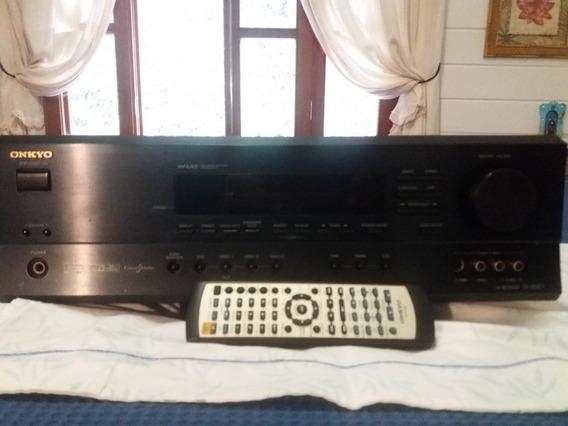 Onkyo Tx-sr501 Home Theater Receiver 6.1