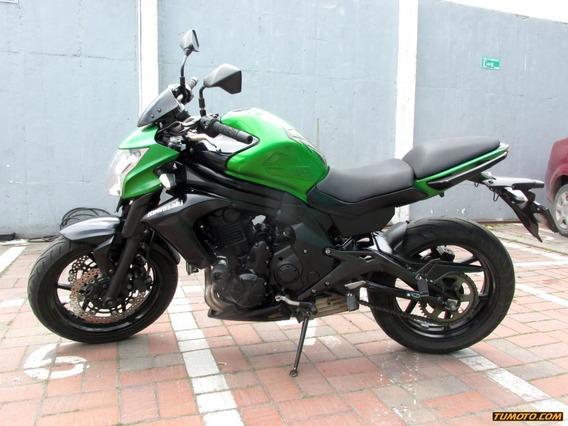 Motos Kawasaki Er6n 650