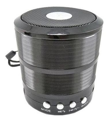 Mini Caixa De Som Portátil Bluetooth Inova Rad-b5312 - Preto