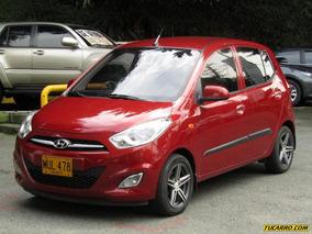 Hyundai I10 1.1l Mt 1100cc Aa