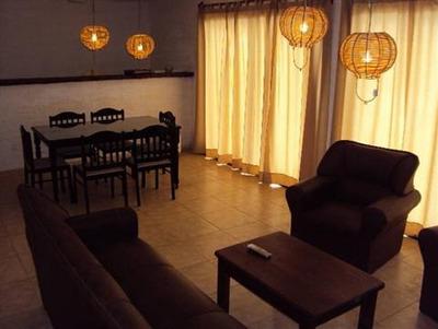 Casa Nueva 2 De Playa En Playa Grande 2 Aires Gran Parriller