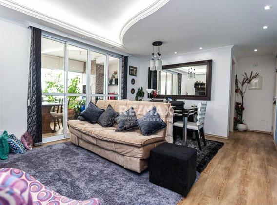 Apartamento Com 3 Dormitórios À Venda, 89 M² Por R$ 584.990 - Butantã - São Paulo/sp - Ap0181