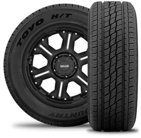 Kit C/ 2 Pneus Toyo 215/65/16 98h Open Country H/t 215/65r16