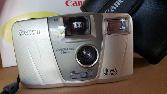 Câmera Fotográfica Analógica Canon Bf 800