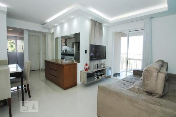 Apartamento Para Aluguel - Tingui, 2 Quartos, 55 - 893108752
