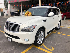 Infiniti Qx56 2012 5.6l V8 400 Hp At Ra-22 Dvd Qc Piel