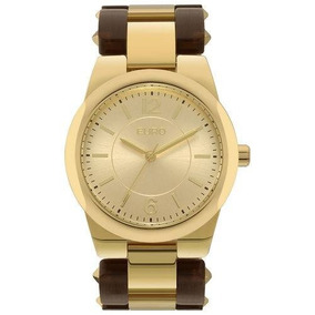 Relógio Euro Feminino Acetato Hit Bicolor - Eu2035ylx/4d