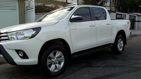 Toyota Hilux 2.8 Tdi Srv Cab. Dupla 4x4 Aut. 4p 2018