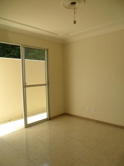 Apartamento Com Área Privativa Com 3 Quartos Para Comprar No Santa Mônica Em Belo Horizonte/mg - 39215