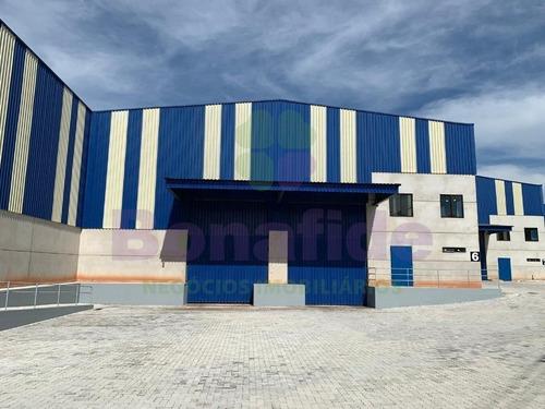 Imagem 1 de 18 de Galpão Industrial/comercial, Itapema, Itatiba - Gl08051 - 34156935