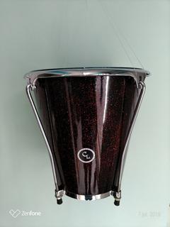 Caja Vallenata De Fibra. Aro Confort Profesional