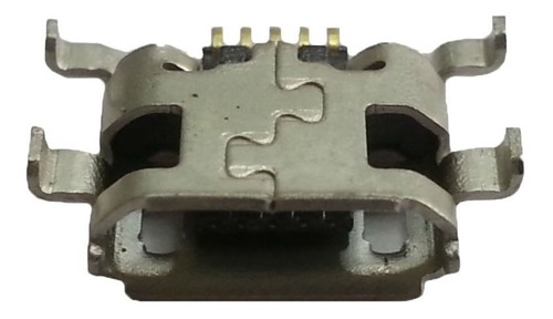 Jack Conector Carga Dl Tx254 Multilaser M73g M7 3g Kit 3un