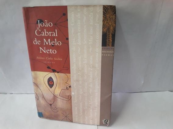 Livro João Cabral De Melo Neto Antonio Carlos Secchin