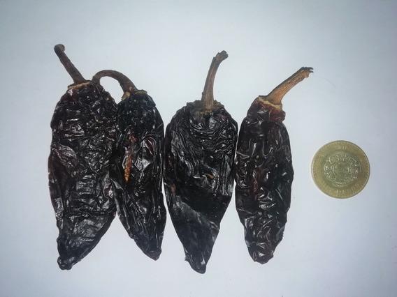 Chile Seco De Veracruz - 1 Kilo - Chile Chipotle De Xalapa