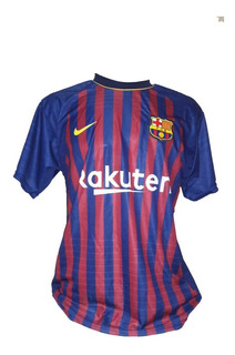 Camisa Oficial Barcelona Messi 2018/2019