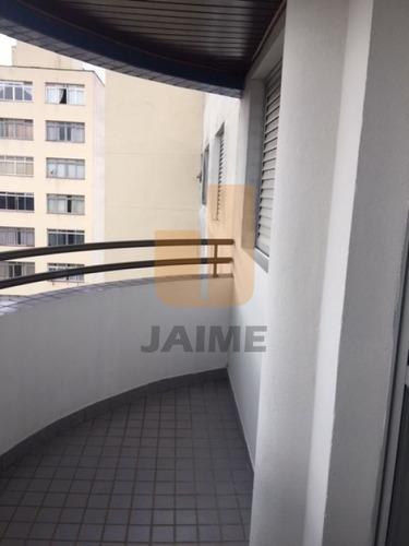 Apartamento Para Venda / Locação No Bairro Higienópolis Em São Paulo - Cod: Ja7237 - Ja7237