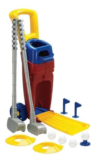 Set Kit De Mini Golf - American Plastic Toys